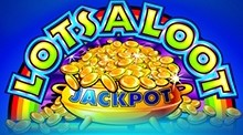 LotsALoot 5 Reel Slot Game